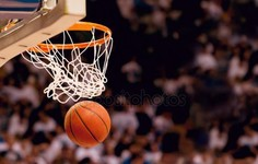 depositphotos 40388609 stock photo basketball basket with ball